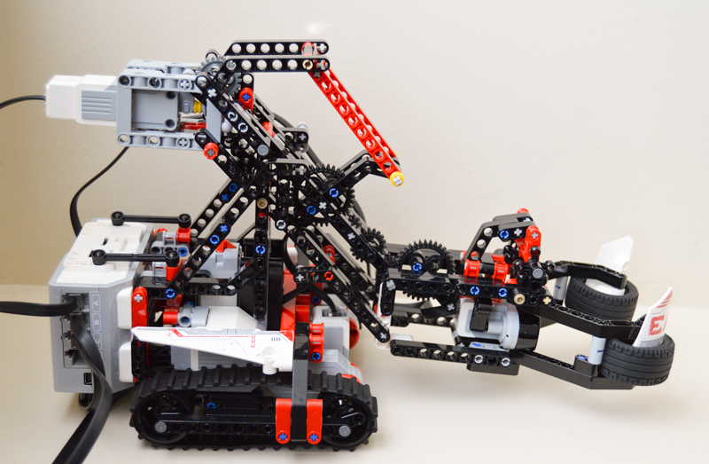 LEGO Robotics & Kids | sim-ple-ton Says
